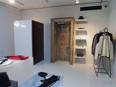 Merci Concept Store // Paris.   like the door