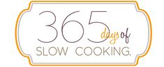 365 days of Crockpot cooking!