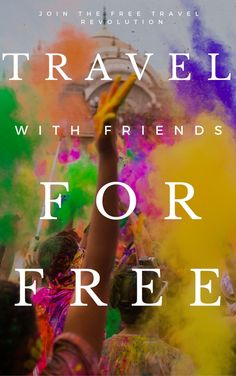 If you find yourself without the money to travel, and without people to travel with, LifeKiy is the key. Find new friends and travel for free!