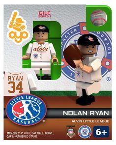 OYO Sports | Little League Baseball<sup> OYO minifigures