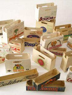 I am an Orangebox (made of wooden fruit and vegetable crates) by Lucas en Lucas