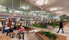 Brisbane Airport to undergo AU$45m redevelopment