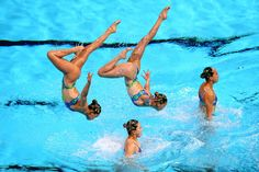 Synchronized Swimming Pictures