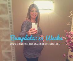 Bumpdate: 33 Weeks!