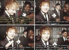 Ed Sheeran for the win.