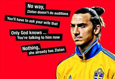 zlatan ibrahimovic quotes - Google Search