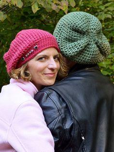 Crochet - Accessory Patterns - Hats, Hoods & Head Warmers - Big Kahuna