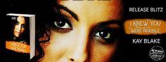 •.¸(`*•.¸(`*•.¸★¸.•*´)¸.•*´)¸ .•*´     ★ RELEASE BLITZ   ★ ¸.•*´(¸.•*´(¸.•*´★`*•.¸)`*•.¸) `*•.¸ Title: I Knew You Were Trouble Author: Kay Blake Genre: Interracial Romance/Contemporary Romance @authorkayblake #NEWRELEASE  #ROMANCE  #ONECLICK #IKnewYouWereTrouble #BEMYBOOKBOYFRIEND #KAYBLAKE