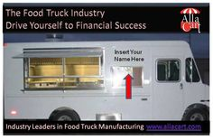 Custom Food Trucks, to meet the needs of every budget, product or business type. If you are looking to modify your existing portable concession vehicle or build a custom food trucks from scratch, All A Cart Mfg is the industry leader.  International Manufacturer, BUILT in the USA- www.allacart.com   All a Cart is an international manufacturer of custom food trucks, hot dog concession carts, food vending trailers and so much more. Custom Food Trucks, Bar Catering, Marketing Jobs, Hot Dog, Recreational Vehicles, Trailers, Event Planning, Cart, Budget