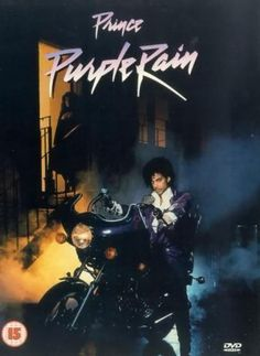 Purple Rain (1984) Film Poster