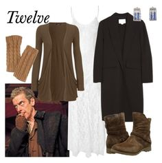"""Twelfth Doctor: Deep Breath"" by fandom-wardrobes ❤ liked on Polyvore featuring Glamorous, WearAll, Alexander Wang, Teva, doctorwho and twelve"
