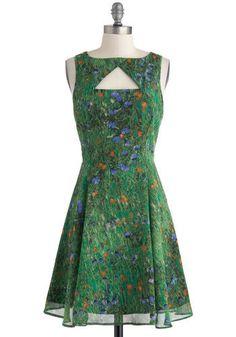Slideshow and Tell Dress    $69.99