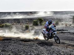 2016 Oilibya Rally Morocco Stage 5: Hero MotoSports Team Rally Leaves Morocco With Positive Outlook