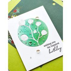 Memory Box Stanzschablone - Eucalyptus Collage Memories Box, Big Shot, Alphabet, Banner, Collage, Metal Crafts, Card Stock, Happy Birthday, Fabric