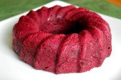 El capricho saludable: Torta de remolacha - Torta di barbabietola rossa