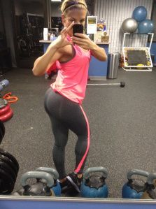 Glute work out with Ingrid Romero!