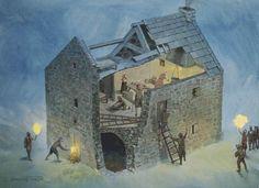 Image result for border Reivers medieval
