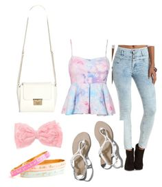 """""""Untitled #3"""" by narandzics ❤ liked on Polyvore featuring moda, Charlotte Russe y Abercrombie & Fitch"""