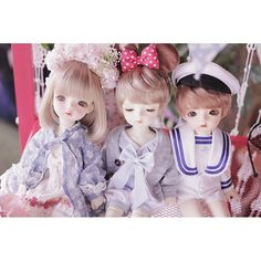 MAYO NEZZ HONEY #miadoll #babylamb #sleepingbabylamb #bjd #bjddoll #balljointeddoll #dollstagram