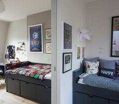 Shared Bedroom Ideas for Kids | RealSimple.com