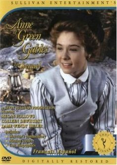 Anne Of Green Gables - The Sequel ~ New DVD