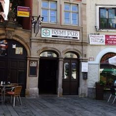 Irish Pub. My husband and I have had sooo many drunken nights here.
