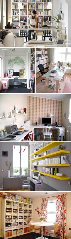 organized office inspiration