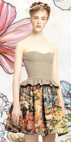 RED Valentino Ready To Wear Spring 2014