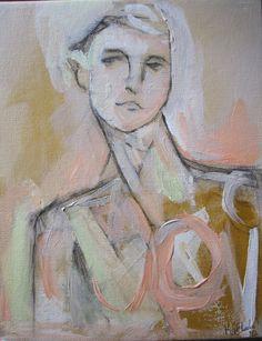 "Title ""Portrait of youth"" by K Steele"