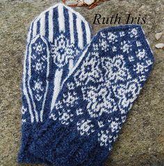 Ravelry: Isrosa Vott pattern by Lill C. Schei