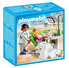 PLAYMOBIL Dentist with Patient Playset PLAYMOBIL® https://www.amazon.com/dp/B00VLV2T7E/ref=cm_sw_r_pi_dp_x_uWTVybW0YYMTV