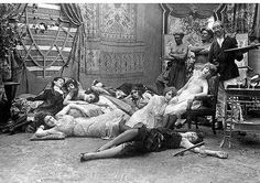 Since the 1850's, Limehouse became a notorious area for it's Opium dens