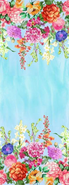 Free clipart pattern and backgrounds Art images Textile digital prints Decoupage free printable transfers Gif animated images Flower Illustration Pattern, Illustration Blume, Pattern Illustrations, Flower Backgrounds, Flower Wallpaper, Wallpaper Backgrounds, Flower Prints, Flower Art, Iphone Hintegründe