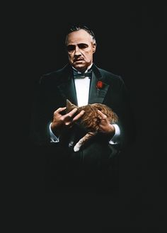 The Godfather directed by Francis Ford Coppola The Godfather 1972, The Godfather Poster, The Godfather Wallpaper, Godfather Movie, Der Pate Poster, Best Movie Trilogies, Beste Iphone Wallpaper, Don Corleone, Andy Garcia