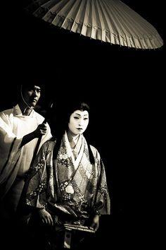 Japanese ancient costume for Jidai Matsuri festival, Kyoto