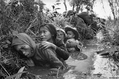 While in Saigon, Faas trained and mentored young Vietnamese photographers who made many of the war's defining images. Their daily photos from Vietnam helped inform the world of the traumas faced by people caught in the cross-fire of conflict.