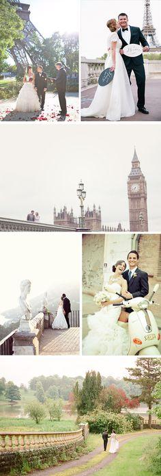 destination wedding location in europe Iconic European Destination Wedding Locations