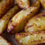 Ovenaardappeltjes met paprika en knoflook - Vertruffelijk