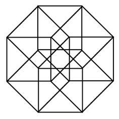 Tesseract - 4th Dimension