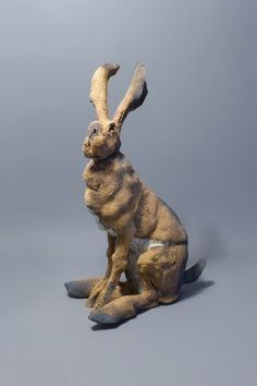 Small Hare by Elaine Peto