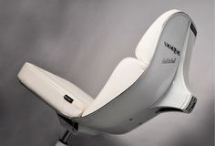 Your office chair sucks because it's not made from a vintage Vespa