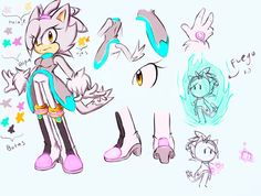 .:Neon the Cat:. by turboblaze1 on DeviantArt