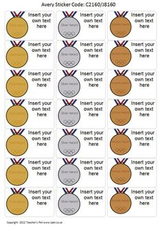 teachers pet editable olympic themed stickers free classroom display re Special Olympics, Rio Olympics 2016, Summer Olympics, Olympic Idea, Olympic Games, Olympic Gymnastics, Sports Theme Classroom, Classroom Ideas, Olympic Crafts