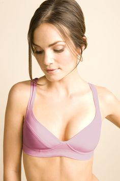 40e83dd793029 The The Little Bra Co Elizabeth Contoured Racerback Softcup Sports Bra is  the perfect sports bra for the petite woman s active life.