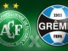 Grêmio empata por 3 a 3 com a Chapecoense