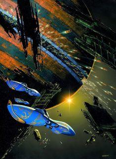 concept ships: MANCHU Monday: La mecanique du Centaure