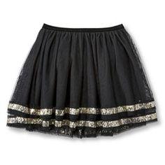 Girls' Circle Skirt