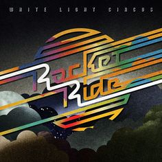 Shop Rocket Ride inch Vinyl Single] at Best Buy. Find low everyday prices and buy online for delivery or in-store pick-up. Retro Graphic Design, Graphic Design Illustration, Graphic Design Inspiration, Logo Design, Typographic Design, Typography Art, Rocket Ride, Yearbook Covers, Social Media Design