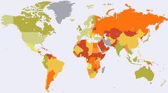 Thailand, India, Seychelles... the UK?