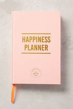 Slide View: 1: The Happiness 100-Day Planner